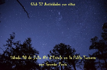 Nit d´estels Club32