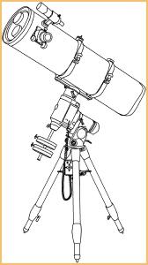 Telescopio_EcuatorialNewton