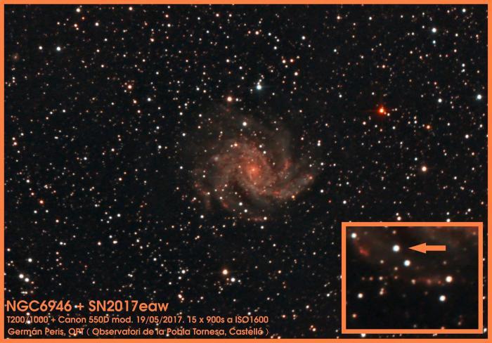 NGC6946_Supernova(19_05_2017)